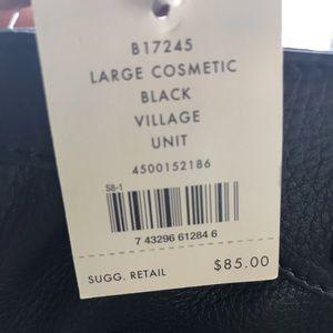 Cole Haan Bags - Cole Han black cosmetic bag